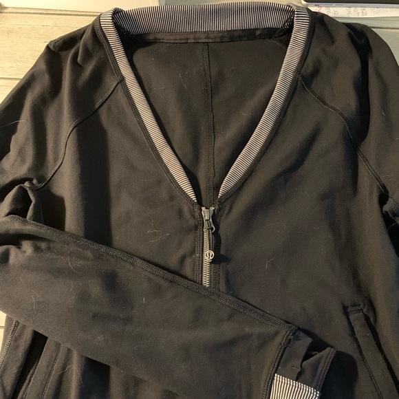 lululemon athletica Tops - Lululemon Relaxed Jacket